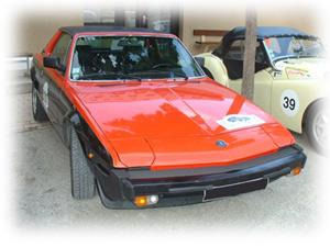 Triumph Tr7 Vs Fiat X19