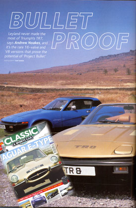 Classic and Sports Car - July 2006